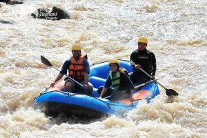 Elephant Wellness white water rafting