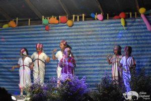 Journey to Freedom Karen hilltribe performance