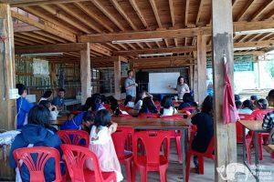 Journey to Freedom teaching english