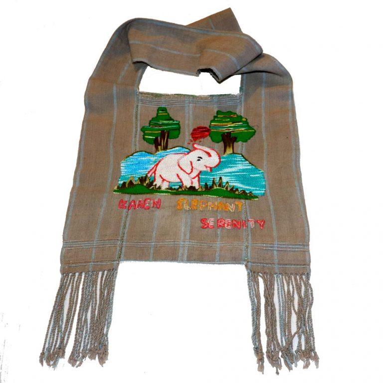 Karen Style Karen Elephant Serenity Bags