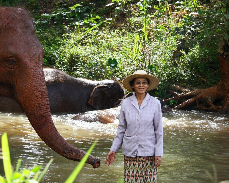 Elephant Refuge Owner